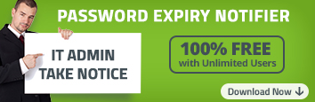 Download Password Expiry Notifier