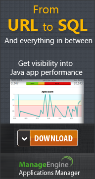 From URL to SQL And Everything in between - Get visibility into java app performance