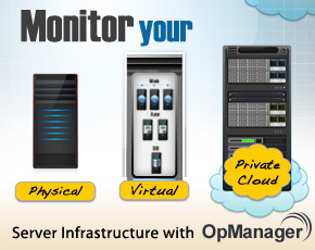 Monitor your Server Infrastructure