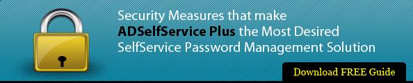 SelfService Password Management Solution