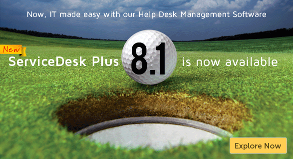 Stuck with Old-Fashioned Help Desk? Here's your way out!