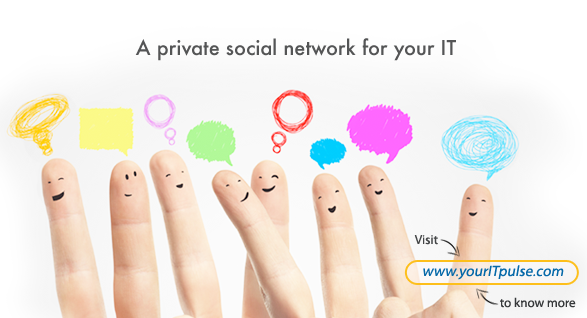Collaborate, Socialize and Engage with ITPulse