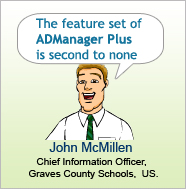 ADManager Plus case study