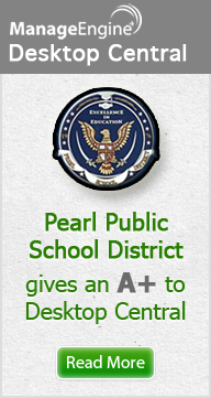 Pearl Public School District gives an A+ to Desktop Central