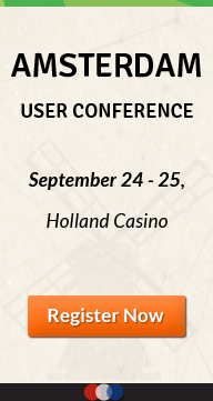 AMSTERDAM User Conference