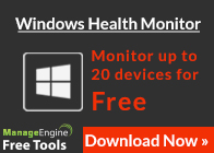 Monitor up to 20 devices for free