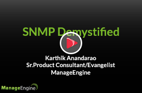 Introduction to SNMP - Concepts & Principles