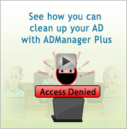 video: clean up AD