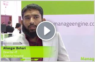 ManageEngine Customer Testimonial Video