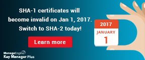 SHA 1 to SHA 2 migration guide