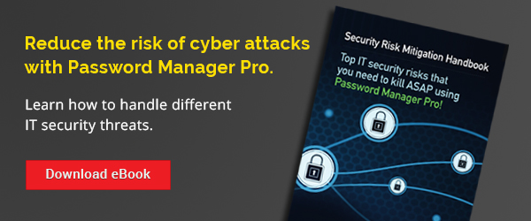 Learn how to handle different IT security threats