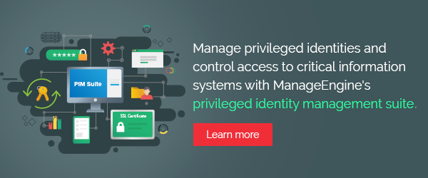 Announcing our privileged identity management suite