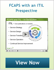Video: FCAPS from an ITIL Perspective