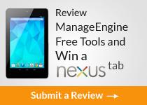 ManageEngine Free Tools