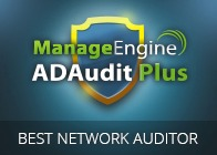 ManageEngine ADAudit Plus - Best Network Auditor