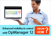 OpManager Technical Overview
