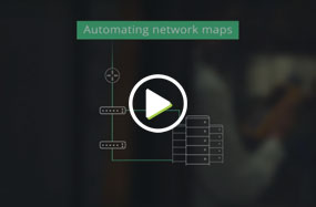 Automating Network maps in OpManager