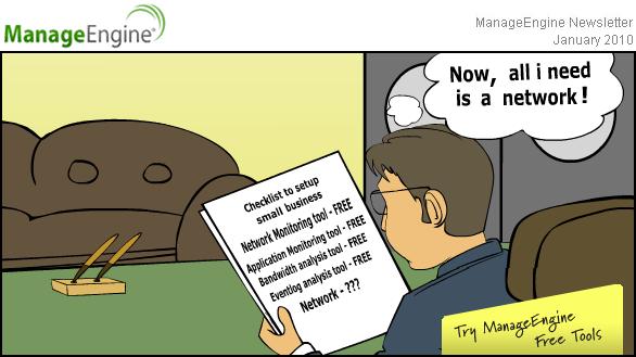 ManageEngine Newsletter - January 2010