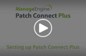 Setting Up Patch Connect Plus