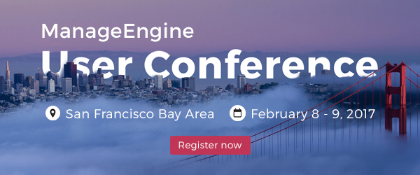 Register for the User Conference now | Feb 8-9 | SF Bay Area