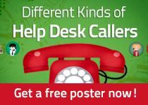Help Desk Callers