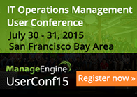 IT Operations Management User Conference