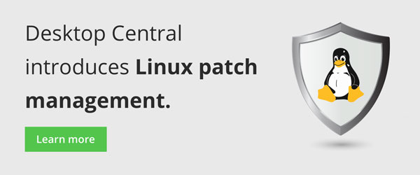 Automate Linux patch management.
