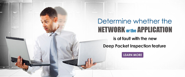 Deep Packet Inspection with NetFlow Analyzer