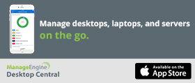 Manage desktops, laptops, and servers on the go