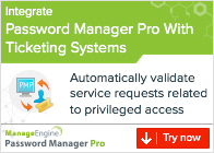 Privileged Password Manager for Enterprises