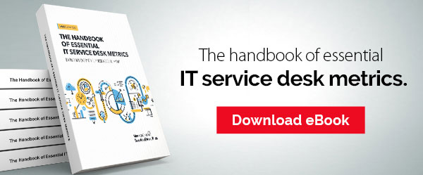 The handbook of essential IT service desk metrics