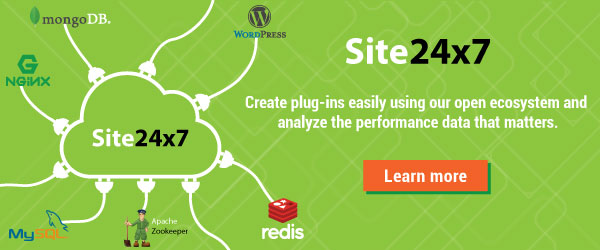 Create custom plug-ins easily and analyze performance data.