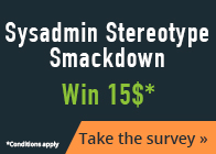Sysadmin Stereotype Smackdown