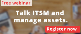 Talk ITSM and manage assets