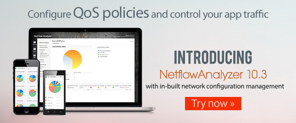 Configure QoS policies and control your app traffic