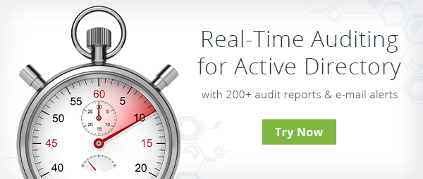 Audit Windows Active Directory in Real Time