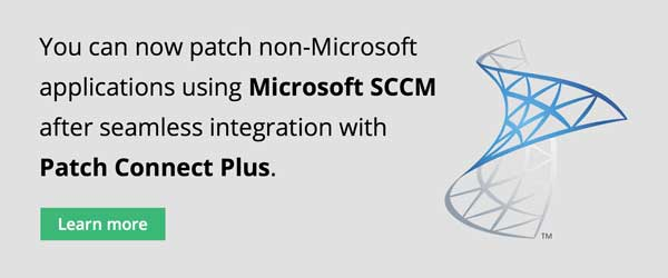 Patch 250 plus third-party applications using Microsoft SCCM.