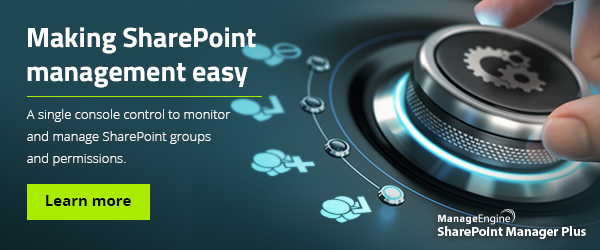 Control, monitor, manage, and secure with just a click.