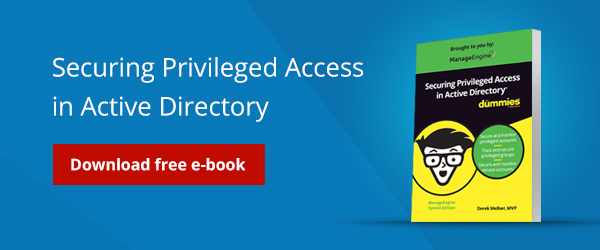 Free Dummies e-book: Securing Privileged Access in Active Directory