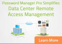Data Center Remote Access Management
