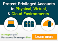 Privileged Account Security in Physical, Virtual, & Cloud Environments