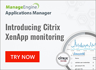 Citrix XenApp Monitoring