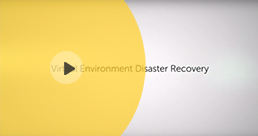 Virtual Environment Disaster Recovery