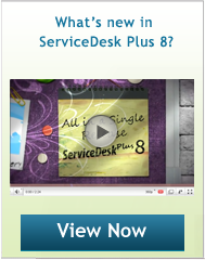 What's new in ServiceDesk 8.0