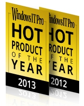 ADAudit Plus wins Windows IT Pro community choice 'Hot Product' of the year award for the second consecutive time