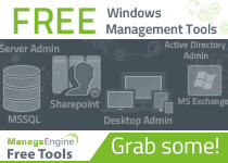 Windows Management Tool