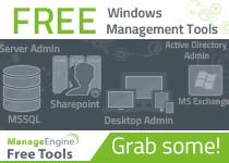 Windows Management Tool