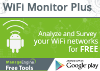 Analyze and Survey your WiFi networks