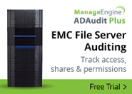 Manageengine - ADAudit Plus